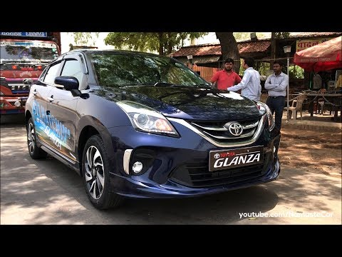 Toyota Glanza V 2019 | Real-life review