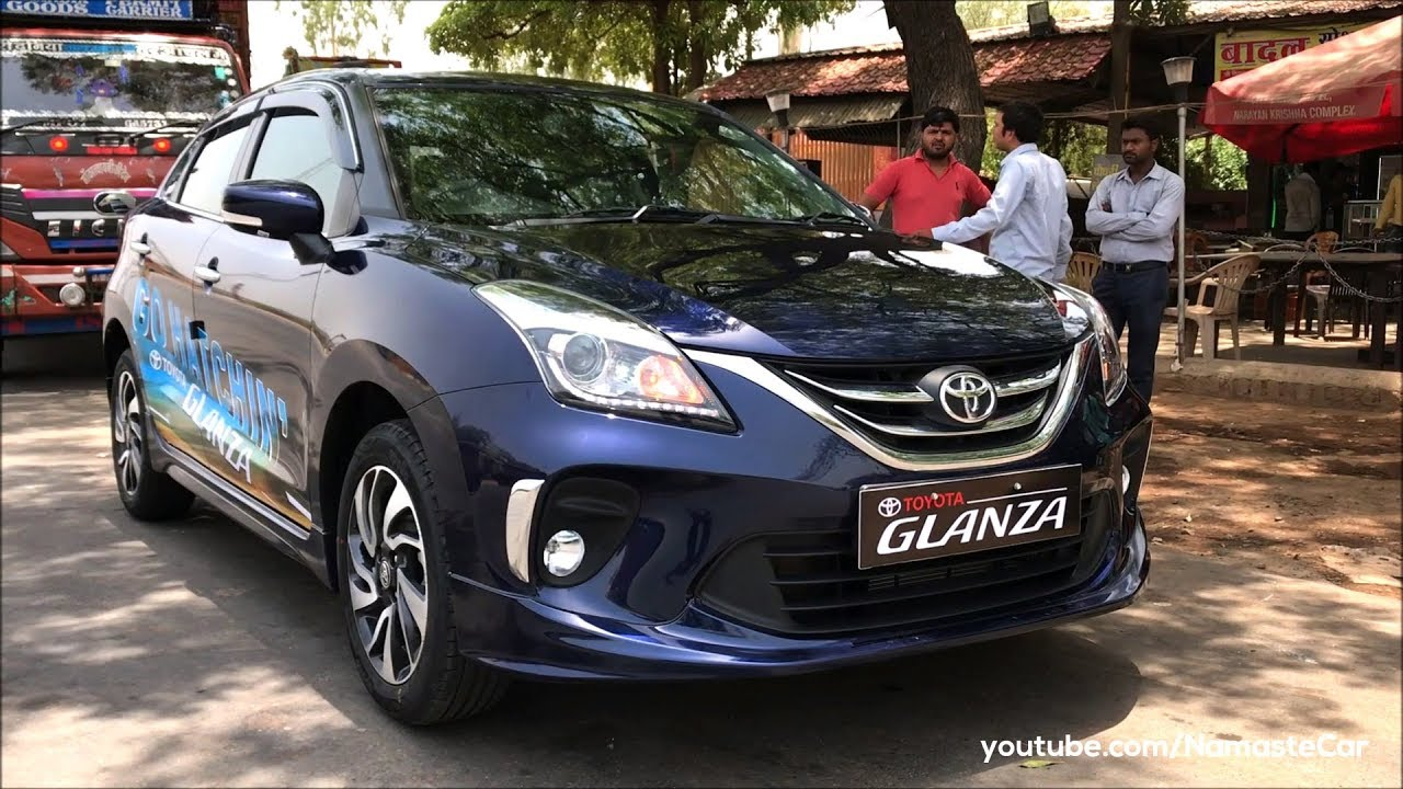 Toyota Glanza V 2019 Real Life Review Youtube