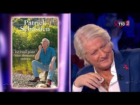 Patrick Sébastien - On n'est pas couché 2 avril 2016 #ONPC