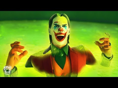 JOKER ORIGIN STORY! *SEASON X* (A Fortnite Short Film)
