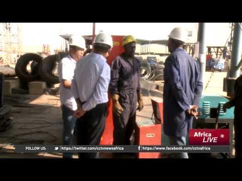 Kenya Standard Gauge Railway: Chinese Workers Working Tirelessly Despite Numerous Challenges