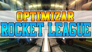 COMO TIRAR O LAG DO ROCKET LEAGUE! SEM MUDAR AS CONFIGURAÇÕES!