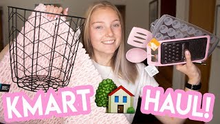 KMART HOMEWARE HAUL | moving out!?