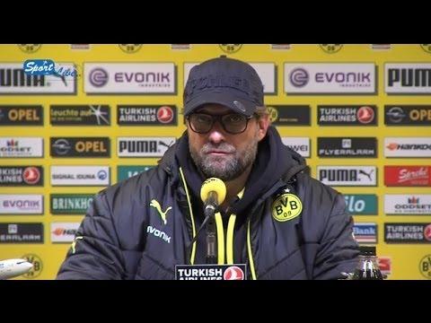 BVB Pressekonferenz vom 01. November 2013 nach dem Spiel Borussia Dortmund gegen den VfB Stuttgart (6:1)