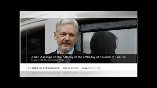 Russia planned to smuggle Julian Assange from Ecuador's embassy in London