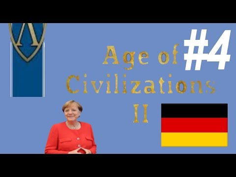 Age Of Civilizations 2-How to conquers the world with Germany!