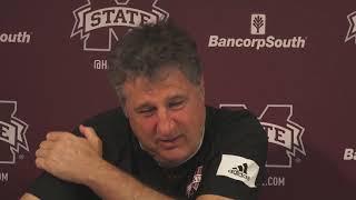 Mike Leach, talks HUGE Miss. St. win over LSU