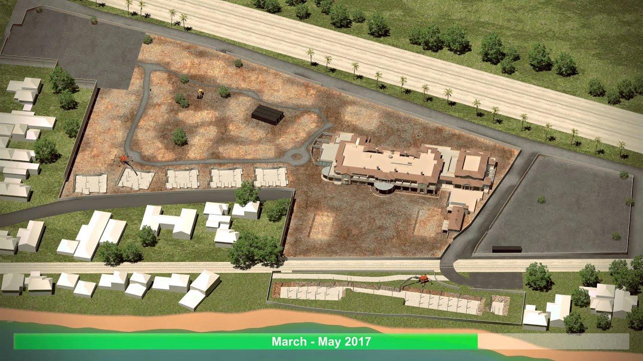 C W Driver Caruso Rosewood Miramar Beach Montecito Site Logistics