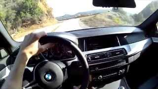 2014 BMW M5 Competition Package - WR TV POV Test Drive