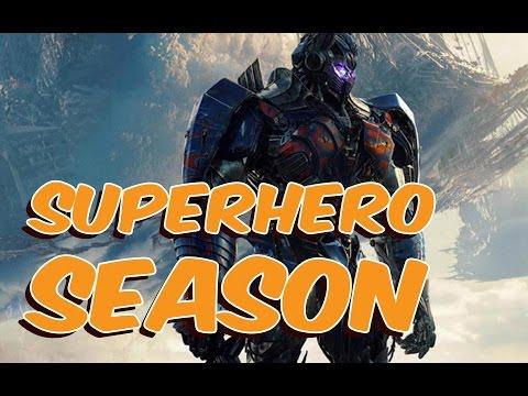 Comexposed - Superhero Season
