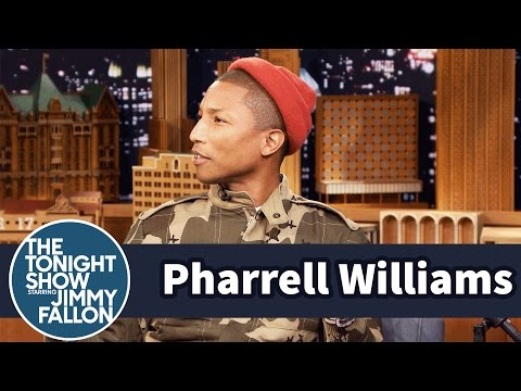Pharrell Williams Wishes David Blaine Worked His Magic on the Election