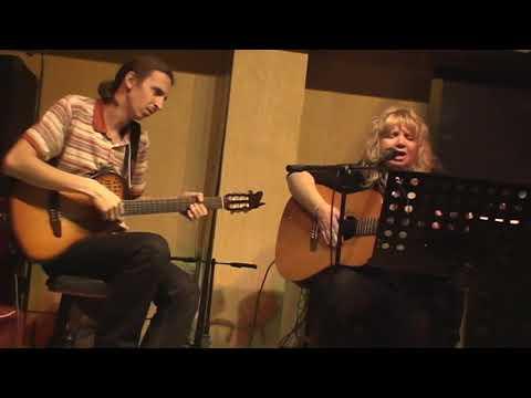 Смотреть клип Блюз дождя - Елена Ворошилова и Лев Кузнецов онлайн бесплатно в качестве