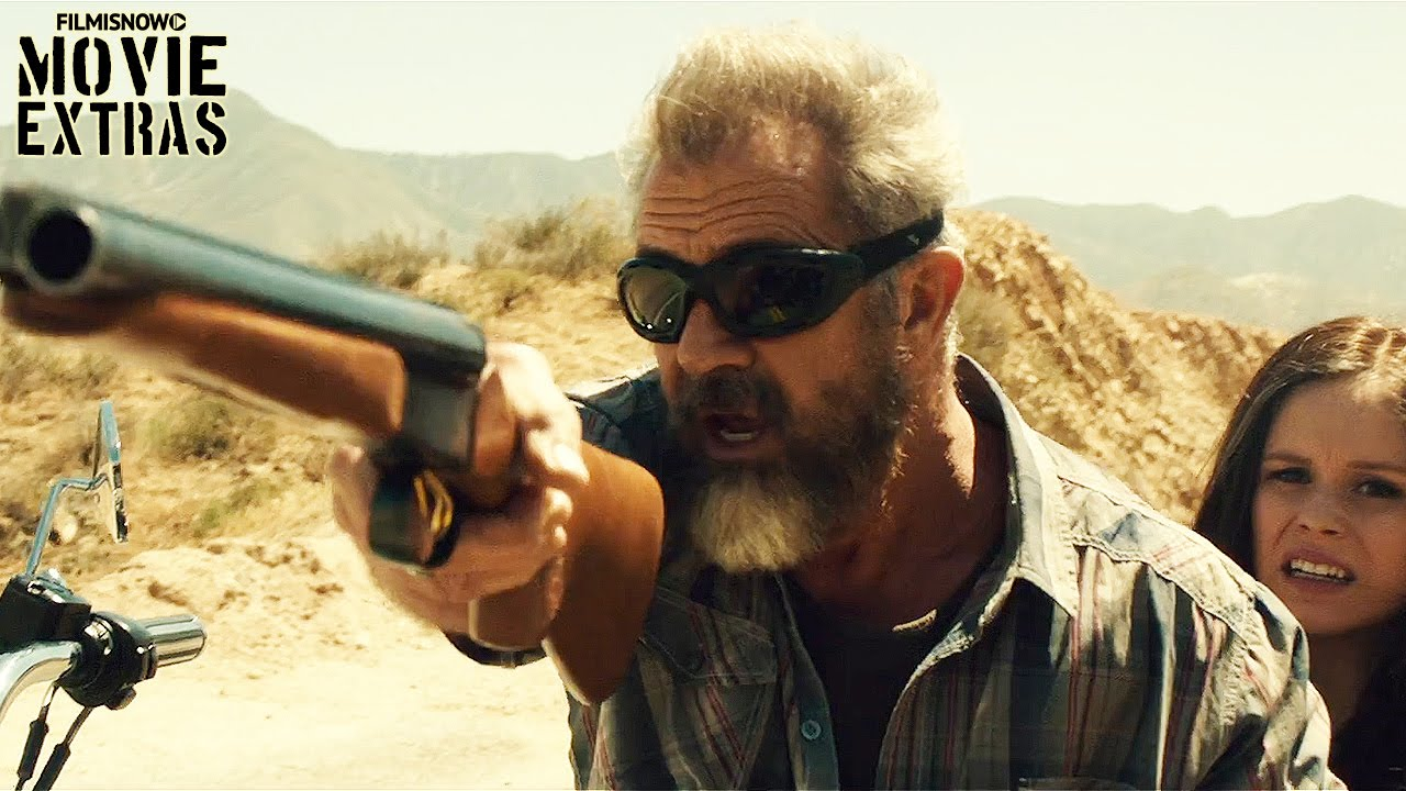 Blood Father Clip Compilation 2016 Youtube