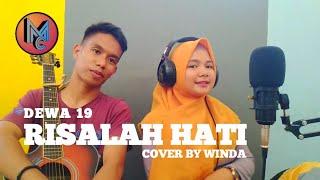 Download risalah hati - dewa 19 (cover) by Winda Andriani   akustik