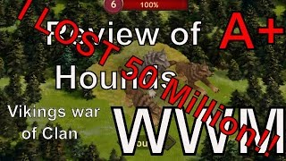 Hounds Review : Vikings War of Clans