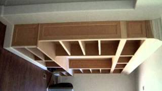 Custom Built In Entertainment Center Remodel By David Bowser