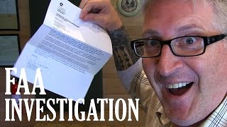 KEN HERON - Investigated by the FAA (For flying a DRONE)