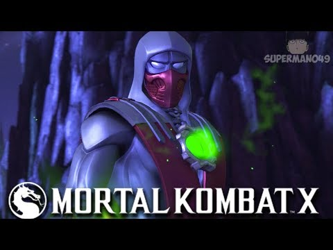 """The BEST Stage Brutality Of ALL TIME! – Mortal Kombat X: """"Ermac"""" Gameplay"""
