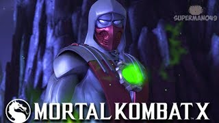 "The BEST Stage Brutality Of ALL TIME! - Mortal Kombat X: ""Ermac"" Gameplay"