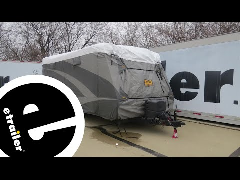 Adco Travel Trailer RV Cover Review - etrailer.com