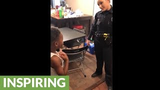 This Little Boy Called 911 To Prevent The Grinch From Stealing Christmas!