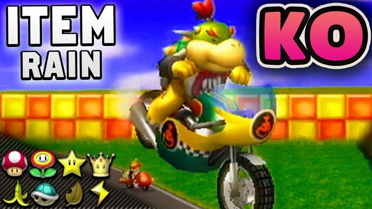 Nex Mario Kart Wii Mario And Donkey Kong Circuit Start Line