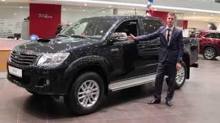 видео Технические характеристики Toyota Hilux