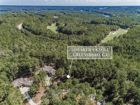Homes for Sale - 1030 Akers Knoll, Greensboro, GA
