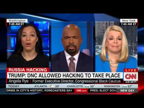 CNN's Angela Rye discusses Russia's involvement in the 2016 election