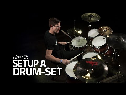 How To Setup A Drum Set! - Tips & Tricks - Behind My Setup