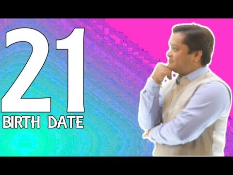 Birth Date 21 Numerology#Personality Number 21#SECRET OF 21 BIRTH DATE