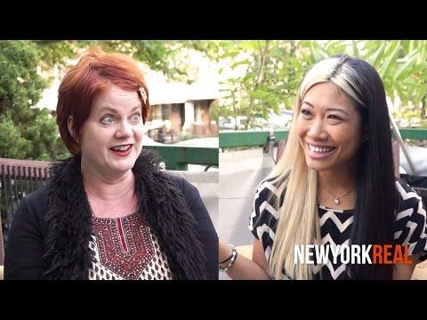 Lisa Hammer  Old School Cool  New York Real