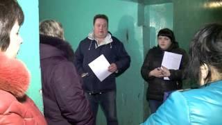 Aholisi ta'mirlash uchun ajratilgan umumiy Majlis, Vologda boshlandi