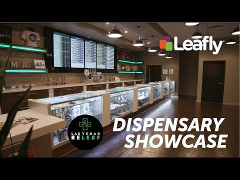 Dispensary Showcase: ReLeaf in Las Vegas, Nevada