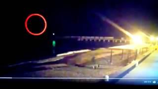 Еще одно видео падения Ту-154 в Сочи