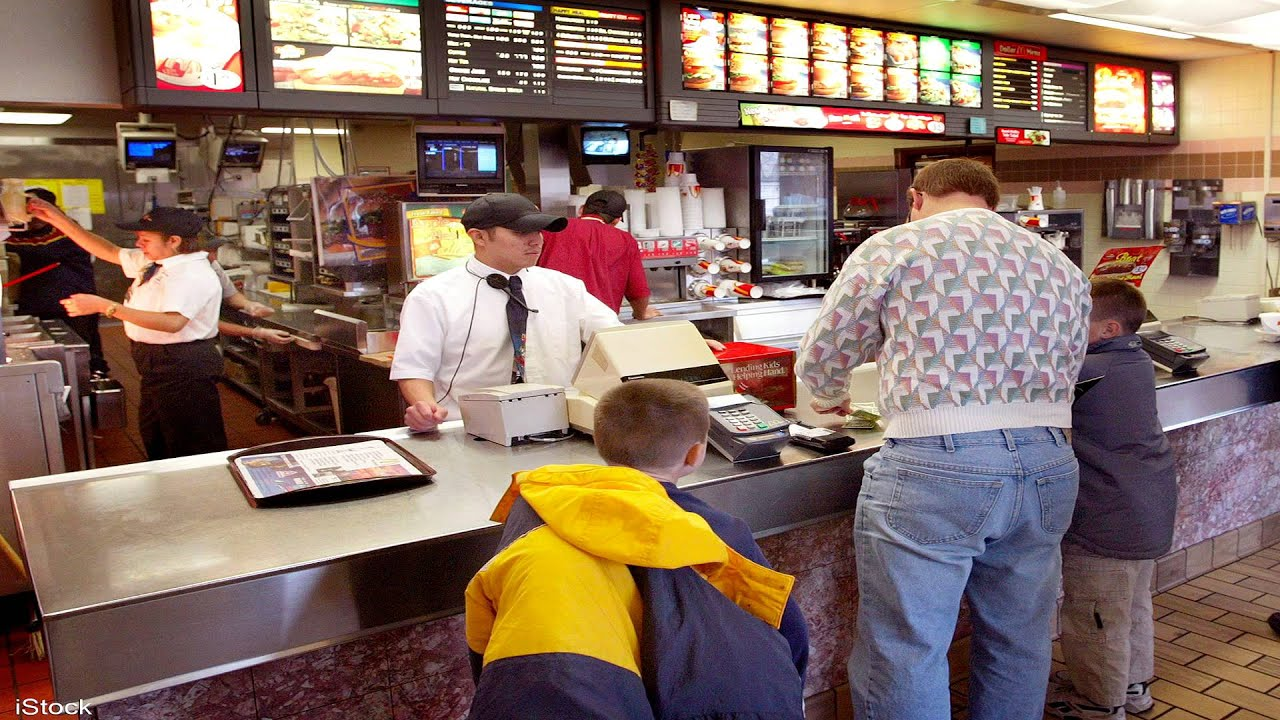 Impact of fast food restaurants on