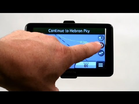 How to Delete a Route on a Garmin GPS : GPS Tutorials