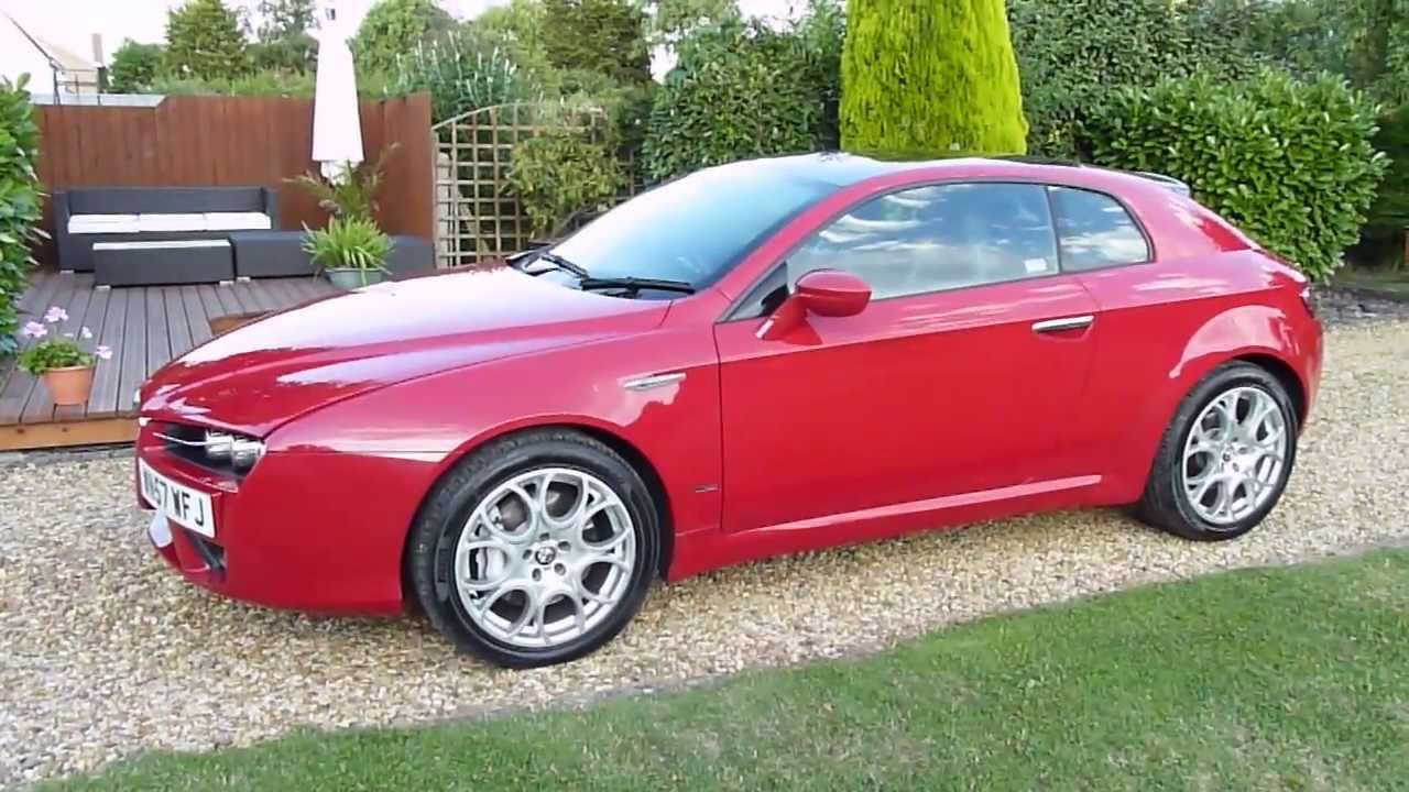 video review of alfa romeo brera 3 2 v6 sv q4 for sale sdsc specialist cars cambridge youtube. Black Bedroom Furniture Sets. Home Design Ideas