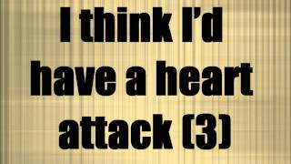 Repeat youtube video Demi Lovato - Heart Attack (Lyrics)
