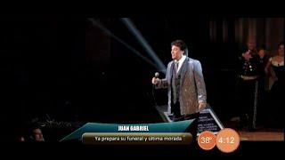 Divos - Juan Gabriel prepara su funeral y última morada
