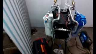 электролизер: устройство,защита от обратного удара