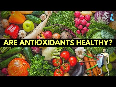 Are Antioxidants Healthy Should You Take Antioxidant Supplements