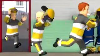 Пожарный Сэм на русском |  Запуск к действию 🚒Новые серии HD 🔥 мультфильм