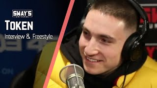 Token Talks Eminem Beef, New Project and Freestyles on Sway In The Morning | Sway's Universe