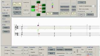 Automatic Music Composition Software