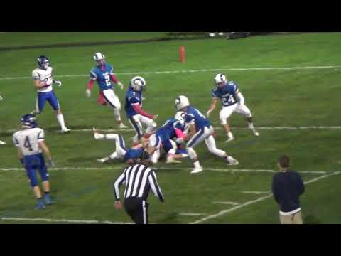 2018 10 12 FHS vs Kennebunk
