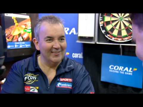 Phil Taylor - Coral Interview