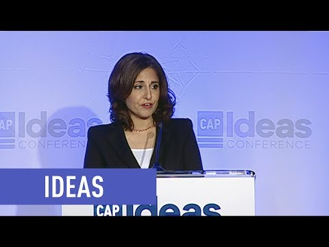 Neera Tanden Introduces the 2018 Ideas Conference