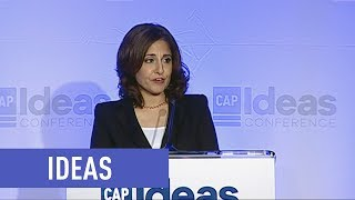 <b>Neera Tanden</b> Introduces the 2018 Ideas Conference