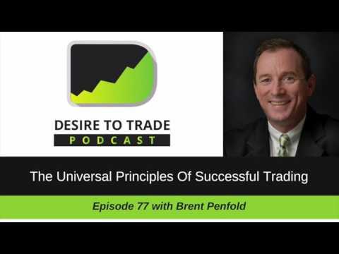Brent Penfold: The Universal Principles Of Successful Trading | Special Trader Interview